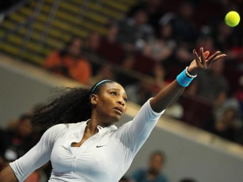 Serena Williams, atleta dell'anno 2015