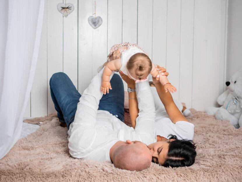 coppia in crisi dopo nascita figlio