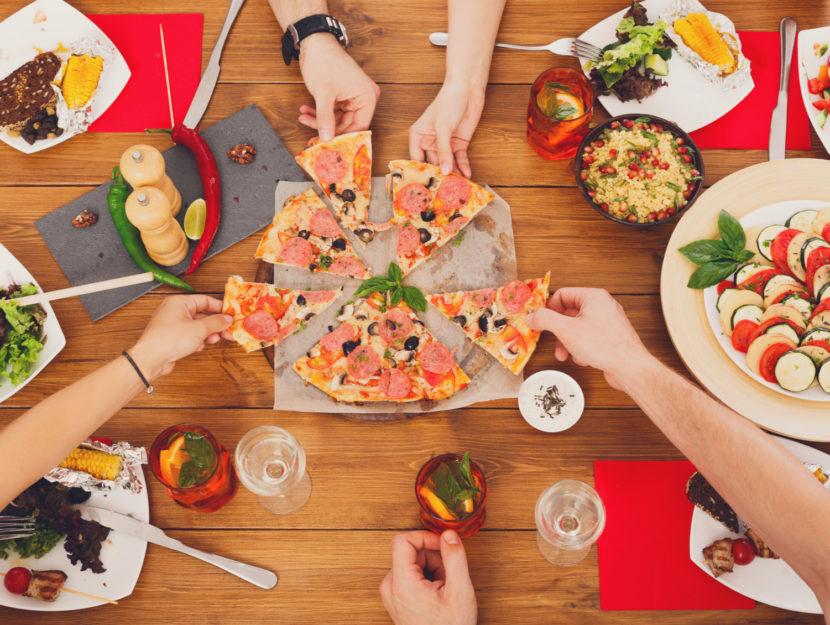 regole per mangiare fuori casa
