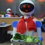 robot ristorante