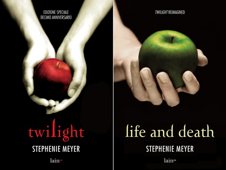 cover Twilight LifeAndDeath
