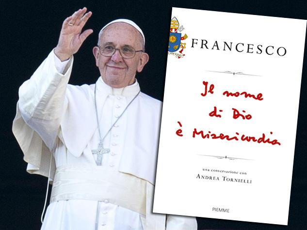 papa Francesco libro 2016