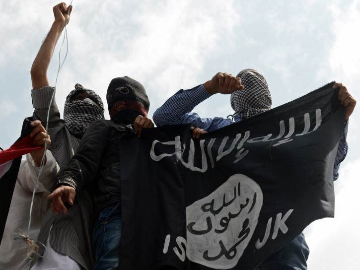 Isis bandiera GettyImages