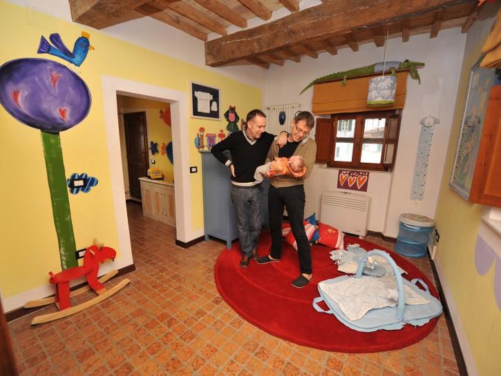 coppia gay utero in affitto