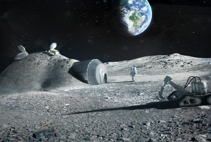 Luna base