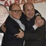 Carlo Verdone e Antonio Albanese