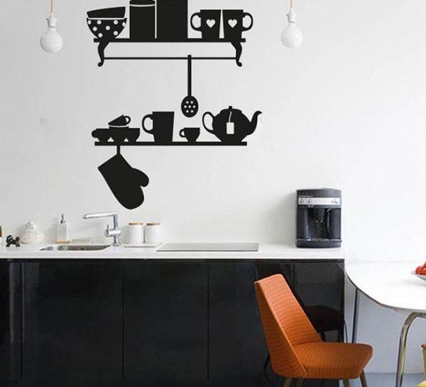 Gli adesivi murali per la cucina