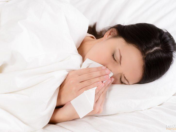 Come sopravvivere al raffreddore