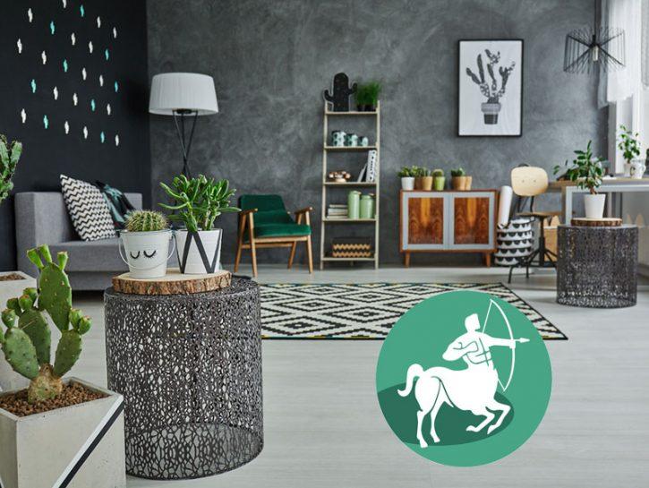 Sagittario: la tua casa ideale