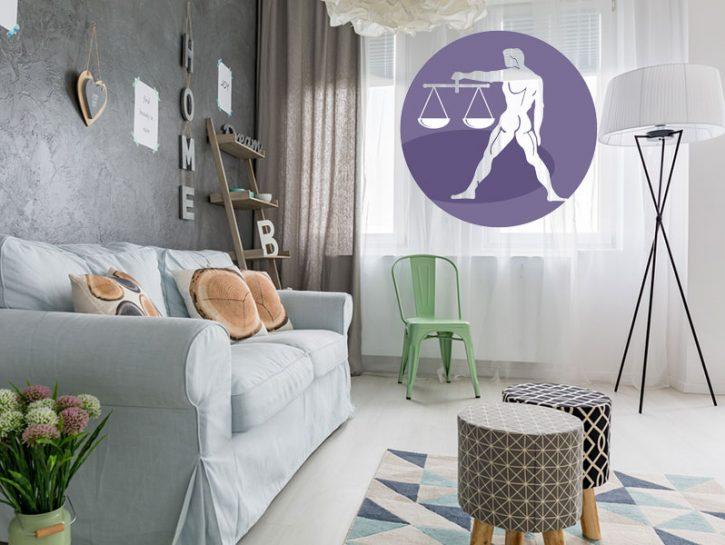 Bilancia: la tua casa ideale