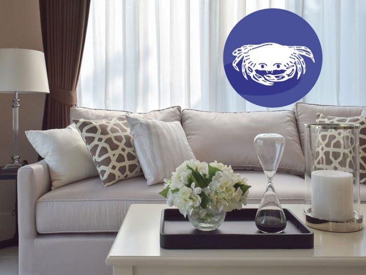Cancro: la tua casa ideale