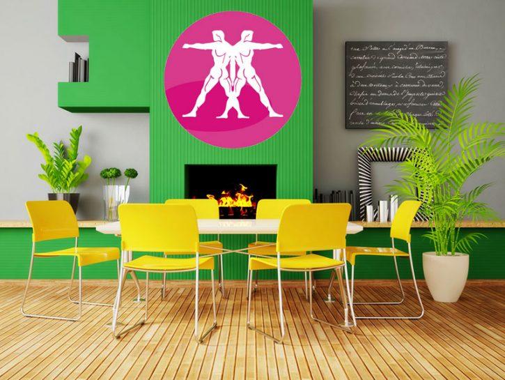 Gemelli: la tua casa ideale
