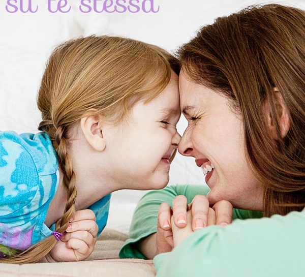 Una mamma felice