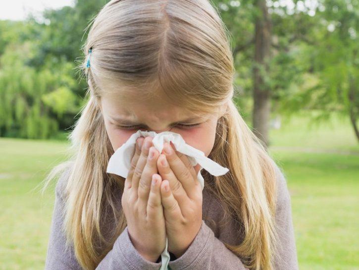 Rimedi naturali per prevenire le allergie dei bambini