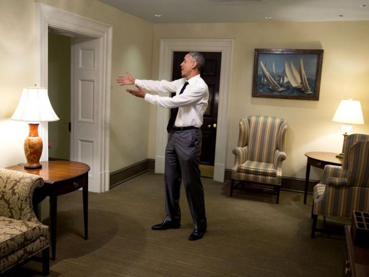 Barack Obama White House, Washington