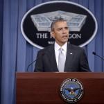 Barack Obama al Pentagono