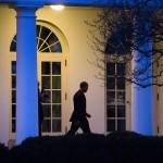 Barack Obama alla Casa Bianca