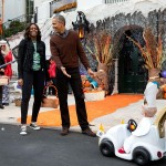 Barack Obama con Michelle