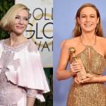 Cate Blanchett e Brie Larson
