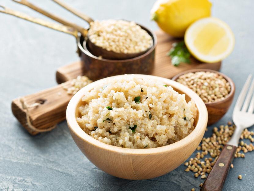 Cucinare la quinoa
