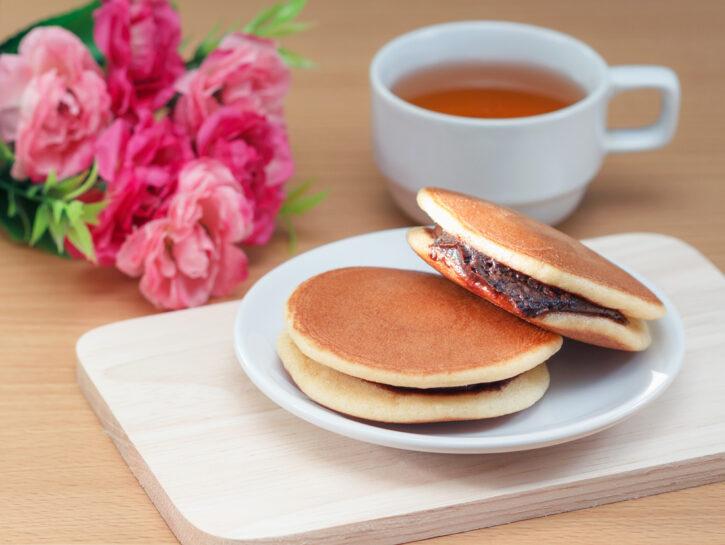Dorayaki pancake ripieno giapponese - Credits: Shutterstock