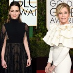 Emilia Clarke e Jane Fonda