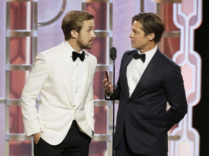 R.Gosling e B.Pitt