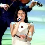 cantante Elisa Toffoli 2001