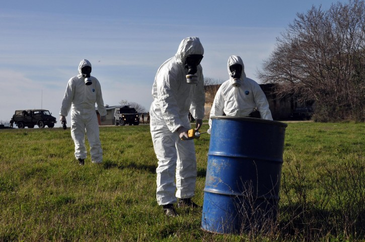 rifiuti tossici Terra dei Fuochi