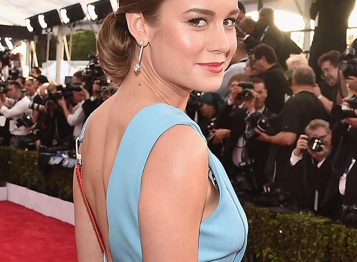 La favorita: Brie Larson