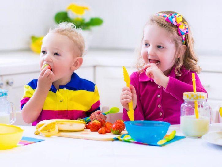 Merende per rinforzare il sistema immunitario dei bambini