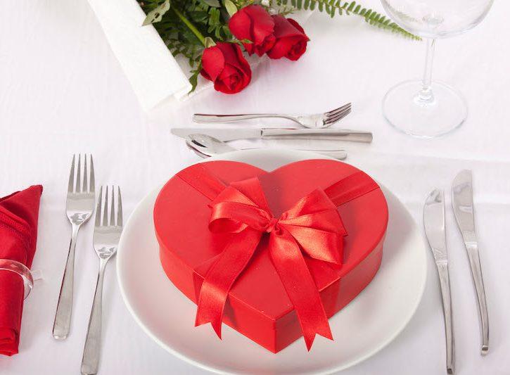 Menu della Dieta Dukan per San Valentino