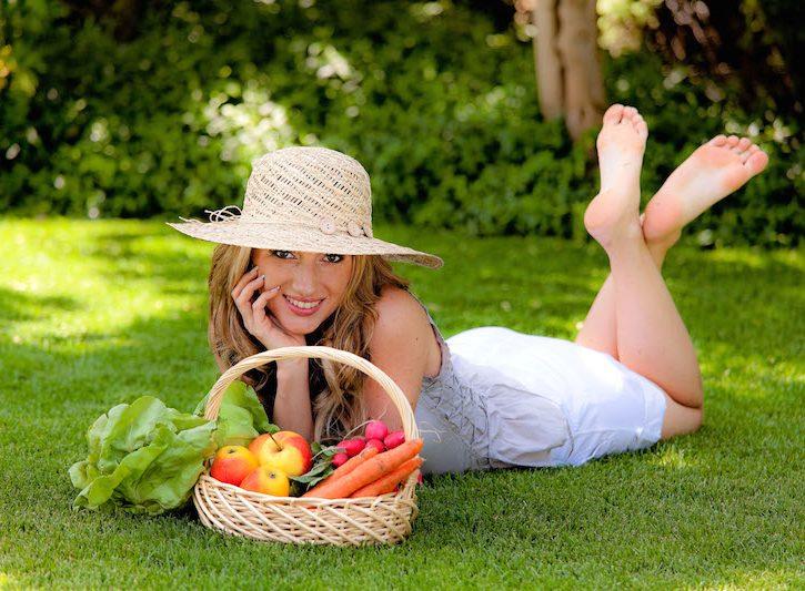 Dieta vegana in primavera