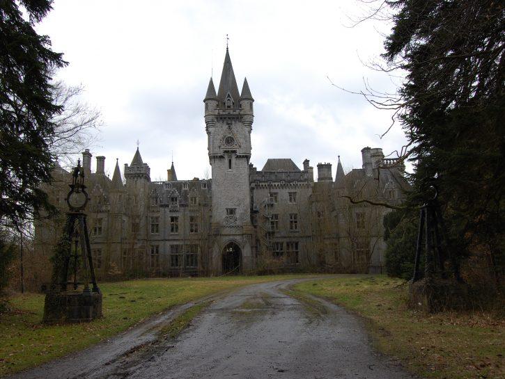 Chateau Miranda, Belgio