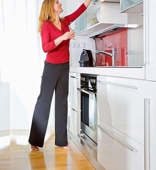 PULIZIE IN CUCINASai che una cucina in ordine può aiutare la dieta? Secondo una ricerca effettuata