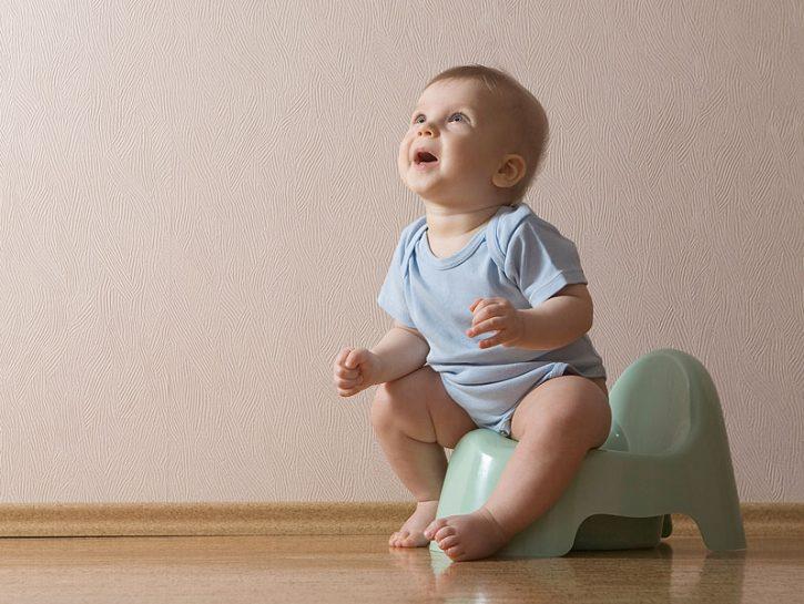 ALLA SCOPERTA DEL CORPO Sensibilizzare tuo figlio all'uso del vasino fin dai primi mesi di vita ti s