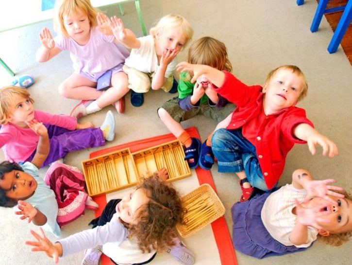 Agli inizi del secolo scorso nasce proprio qui, nel Bel Paese, uno dei metodi pedagogici più famos