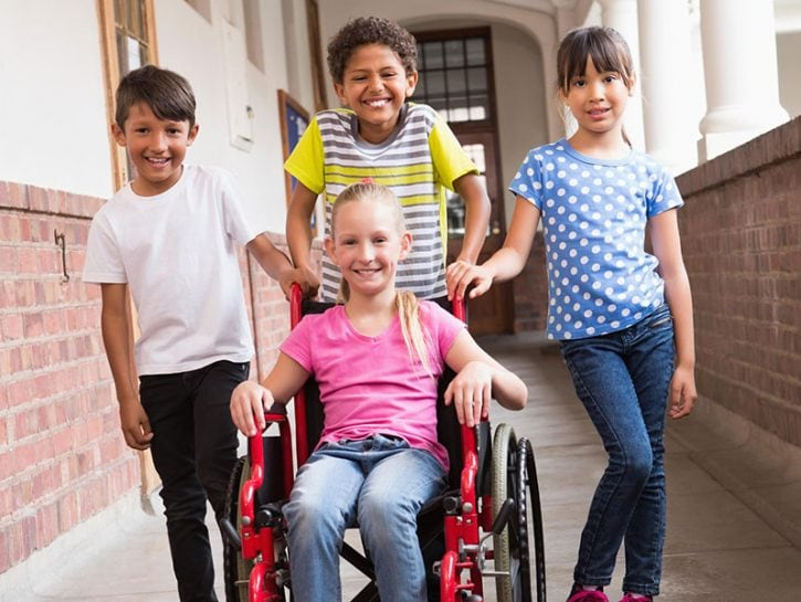 disabilità e bambini