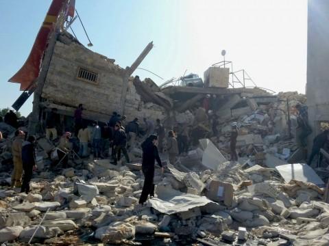Medici senza Frontiere: «Noi in Siria sotto le bombe»