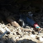 Bombardamenti in Siria, foto di Msf