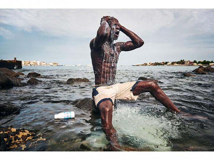 © Christian Bobst The Gris gris Wrestlers of Senegal 01