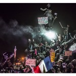 © Corentin Fohlen – March Against Terrorism in Paris