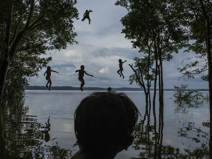 © Mauricio Lima Amazon's Munduruku Tribe
