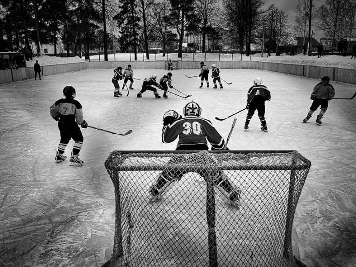 © Vladimir Pesnya Vetluga's Hockey 02
