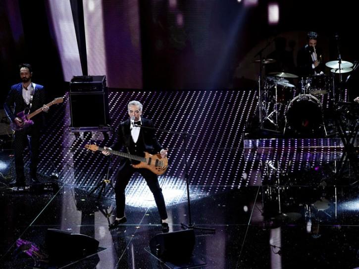 Festival Sanremo 2016 Bluvertigo