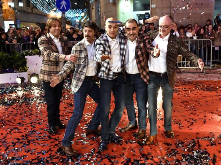 Festival Sanremo 2016 Elio e le Storie Tese