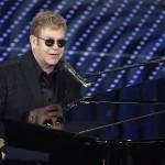 Festival Sanremo 2016 Elton John al piano