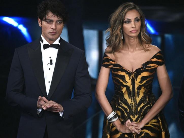 Festival Sanremo 2016 Gabroiel Garko e Madalina Ghenea