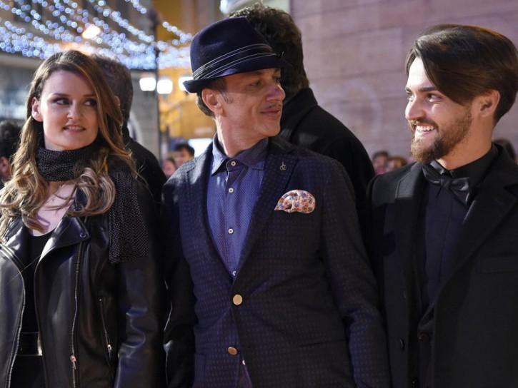Festival Sanremo 2016 Irene Fornaciari Neffa e Valerio Scanu