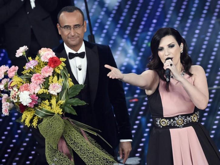 Festival Sanremo 2016 Laura Pausini
